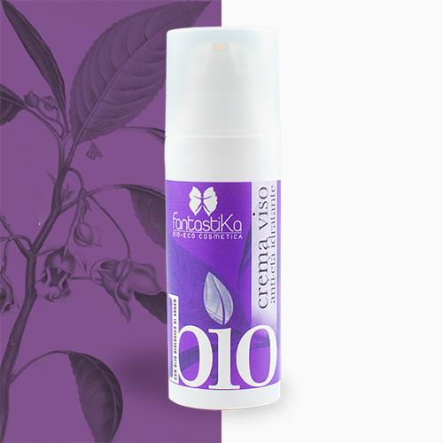 Crema viso anti-età idratante - Fantastika Bio Shop